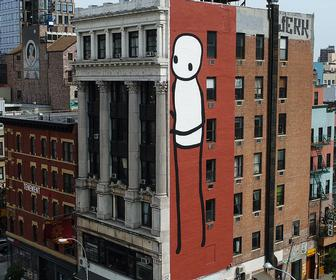 Stik's 7-storey mural celebrates generations of migrants