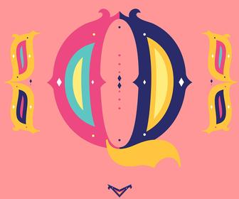 Now you can design and download free colour typefaces in Illustrator & Photoshop