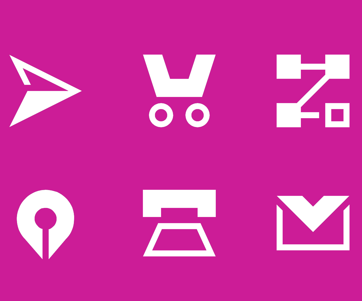 Adobe has released free vector icons, created by leading designers including the legendary Lance Wyman