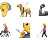 Apple has proposed nine new accessibility emojis