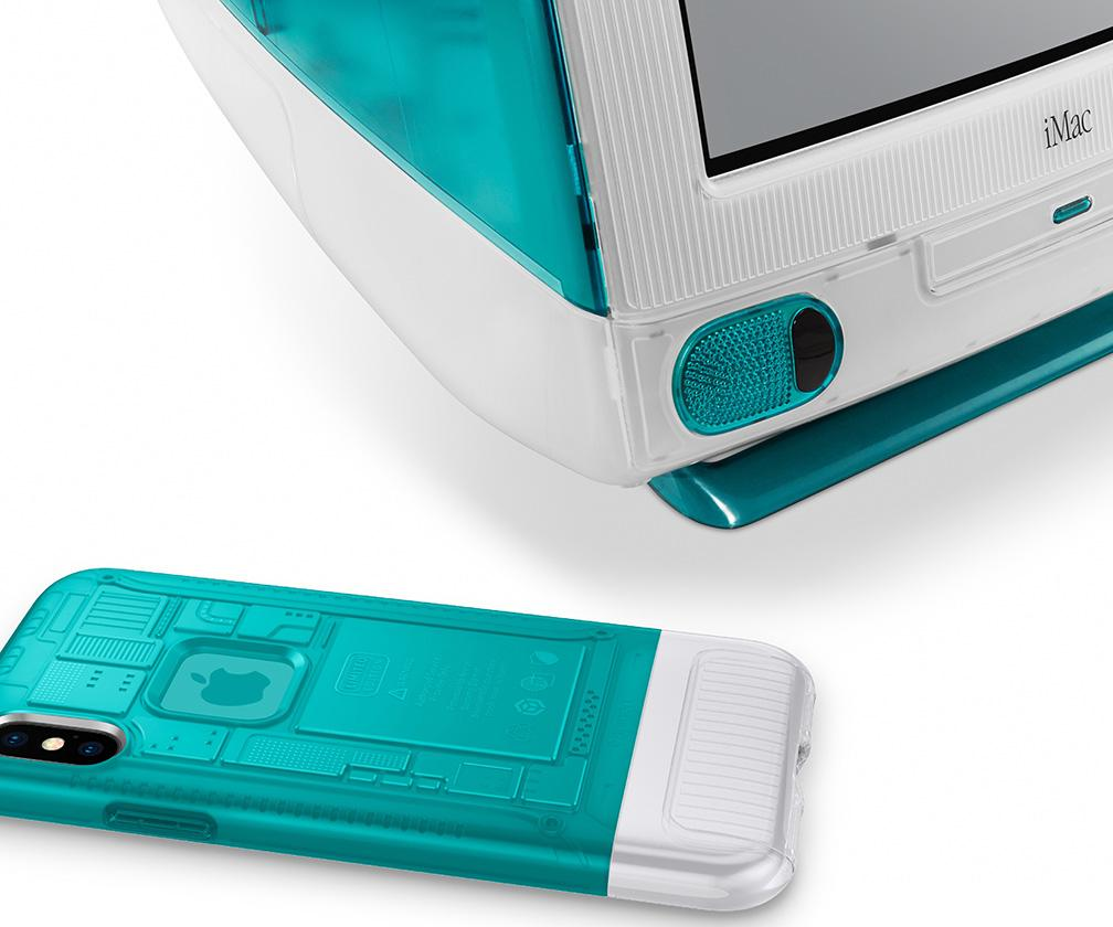 Make your iPhone look like an iMac G3 with these limited-edition cases