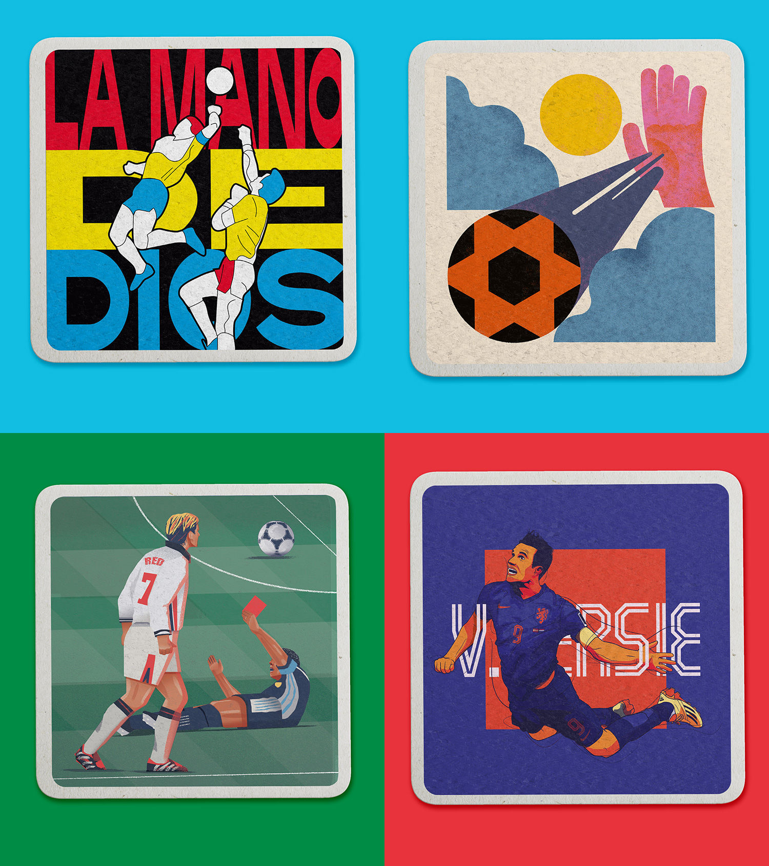 Celebrate World Cup 2018 with these Brilliant Art and Design ... 046ce8765