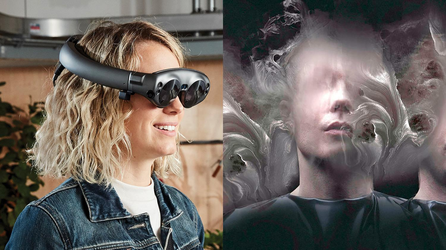 Music meets AR in this app collaboration between Sigur Rós and Magic Leap