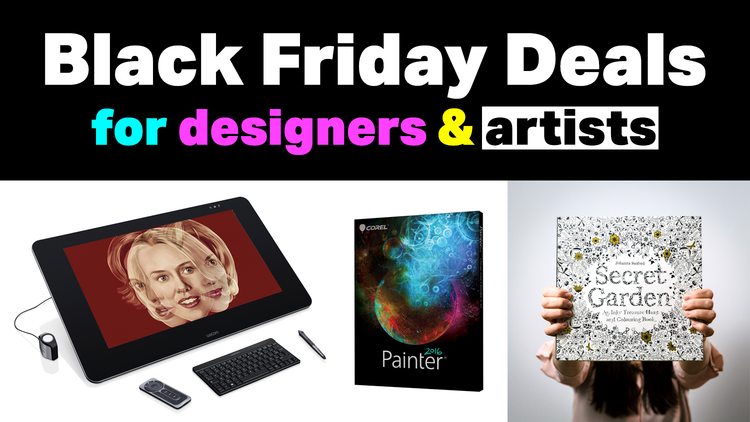 Black Friday 2018: When is it and what artists and designers can expect this year