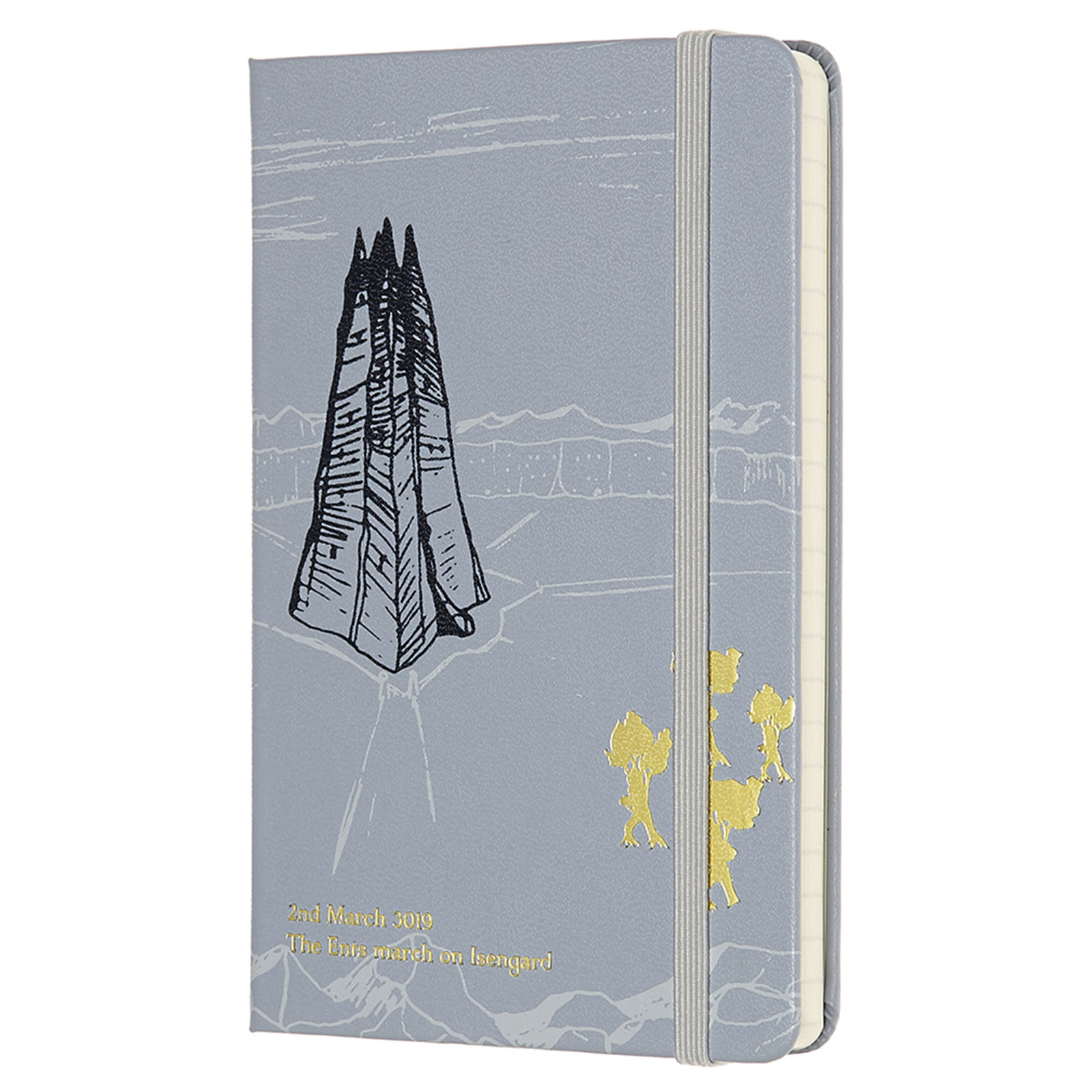 Moleskine Lord of the Rings Isengard