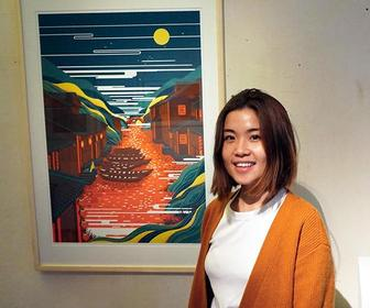 Yukai Du explains her enigmatic, World Illustration Award-nominated works
