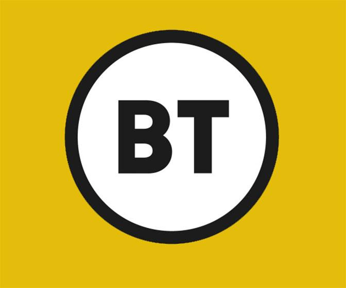 Hold your horses, logo police - the BT rebrand hasn't rolled out yet