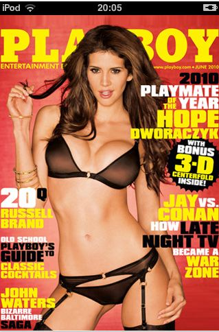 Playboy for iPhone