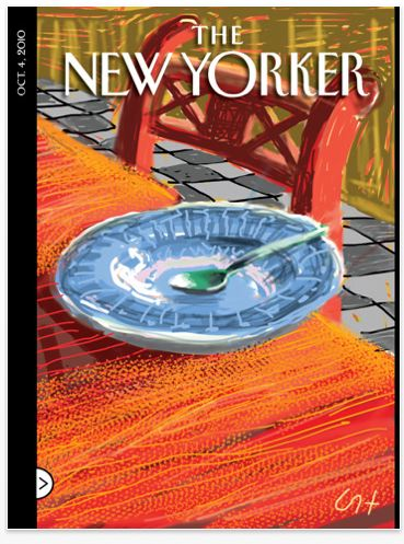 The New Yorker iPad app