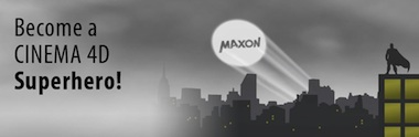 Maxon's Cinema 4D