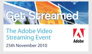 Adobe Get Streamed