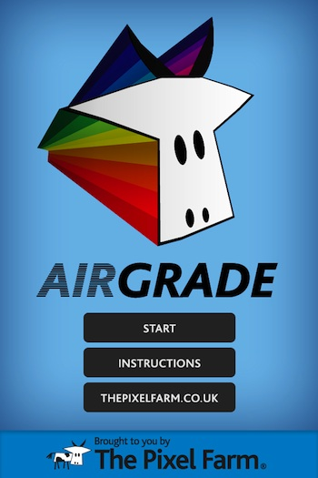 AirGrade for iPhone