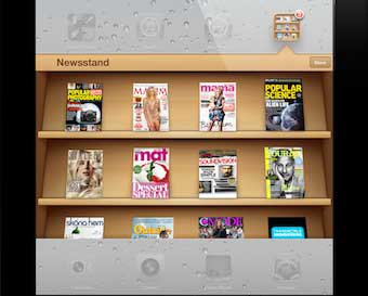 A dozen new iPad magazines, created in Mag+, already available on Apple Newsstand as it premieres this week.