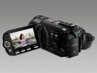 Canon Legria HF S10 review
