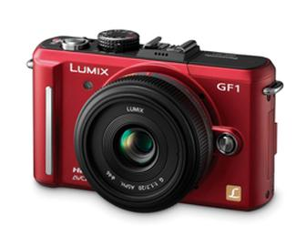 Panasonic Lumix DMC-GF1 review