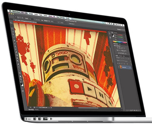 Photoshop CS6 13.0.2 with Retina Display support review
