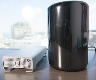 G-Tech G-Drive Pro with Thunderbolt review