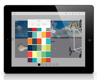 Adobe Comp CC iPad app review
