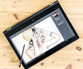Lenovo ThinkPad P40 Yoga Review