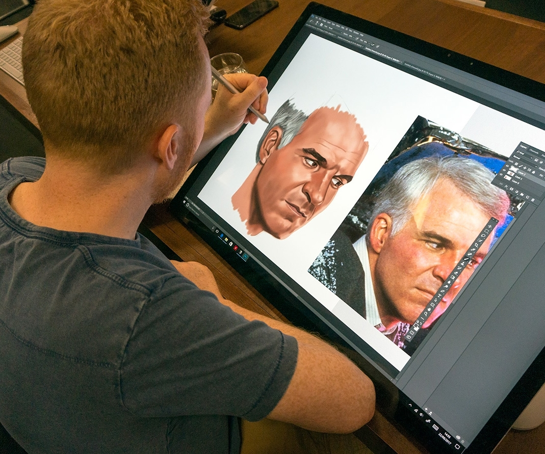 Microsoft Surface Studio – the artist's hands-on review