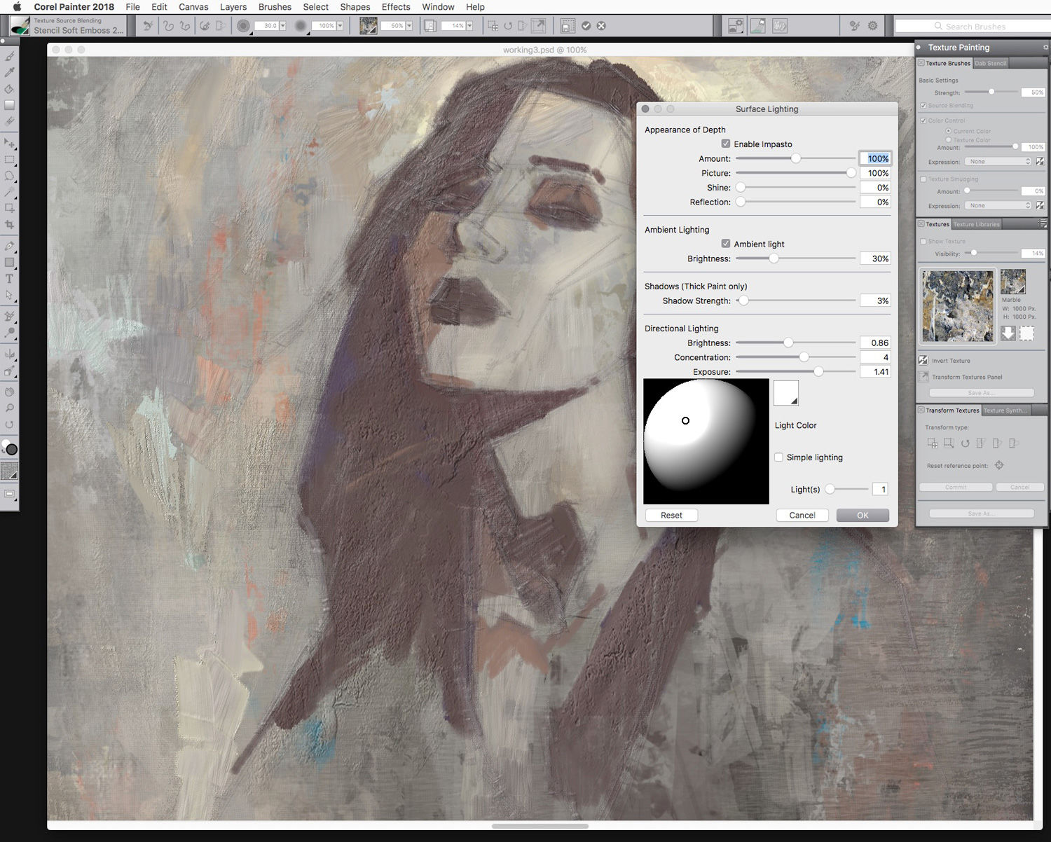 Corel painter 2018 review the world s best painting Digital art painting software