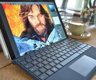 Microsoft Surface Pro 2017 – the artist's review