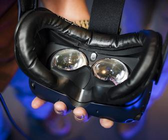HTC Vive Pro review: Virtual reality without the rough, blurry edges