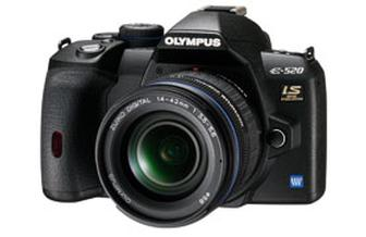 Olympus E-520 review