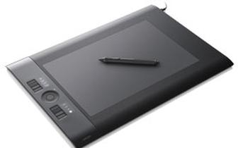 Wacom Intuos4 graphics tablets review