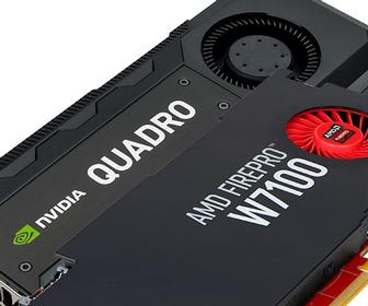 New AMD & Nvidia pro graphics cards launched: AMD FirePro W7100 & W5100, Nvidia Quadro K5200, K4200 & K2200