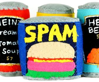 Lucy Sparrow's fun felt Cornershop comes to the seaside in new exhibition