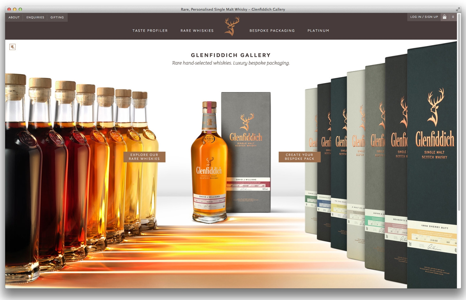 Design Your Own Home Website   Purple Creative Designs Responsive Whisky  Website To Create Your