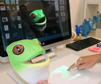 HP's Sprout shows the future of how we might interact with computers