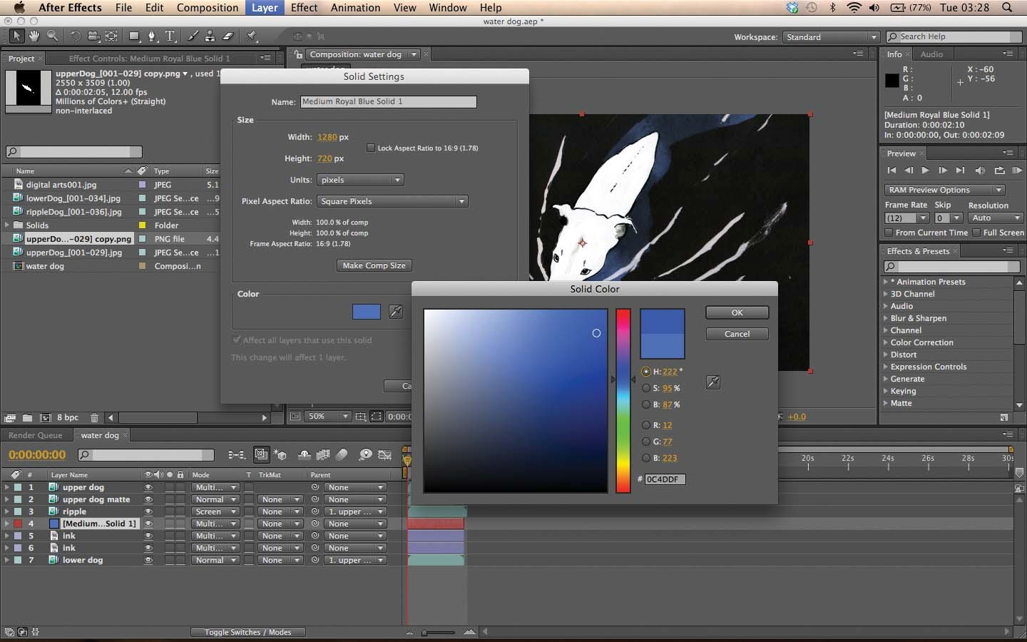 After Effects & Photoshop Tutorial: Animate Your Drawings Into A Beautiful  Cartoon  Digital Arts