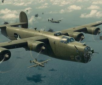 How Rodeo FX created photorealistic WW2 planes for Angelina Jolies Unbroken