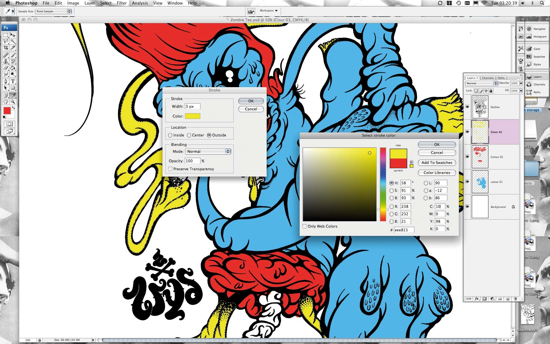 How to color your art in photoshop - This Selects Your First Colour Then Choose Edit Stroke And Enter The Width Of The Stroke You Want To Add Set The Colour To Match And The Location To