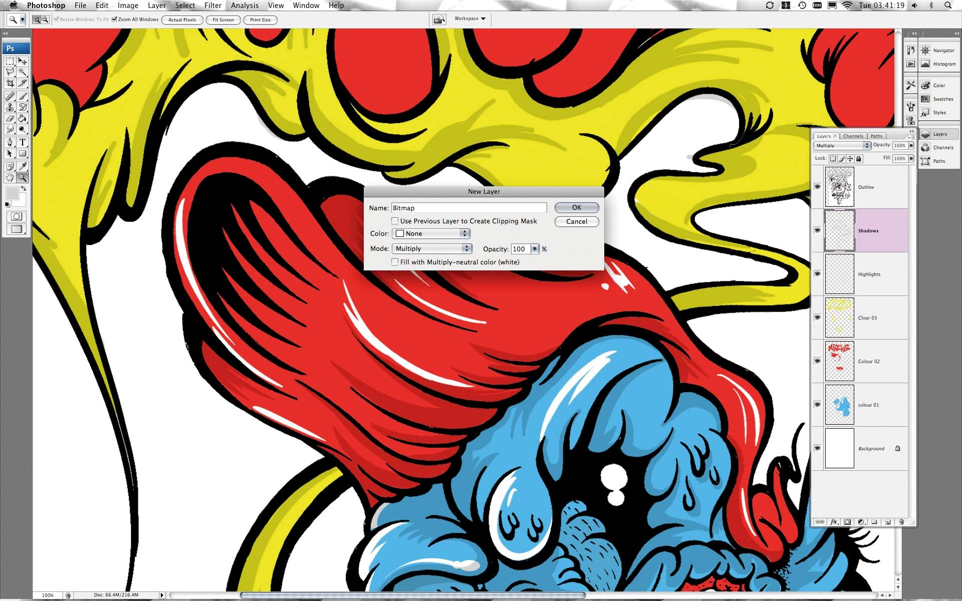 Photoshop tutorial: Design a screenprint - Digital Arts