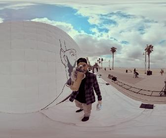 Behind-the-scenes on this amazing 360-degree VR music video by Linkin Park's Mike Shinoda