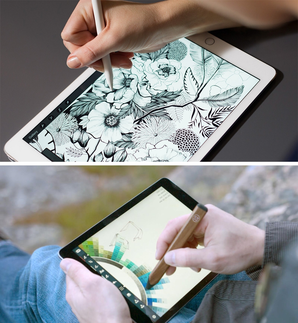 Best IPad Stylus For Artists Designers 2018