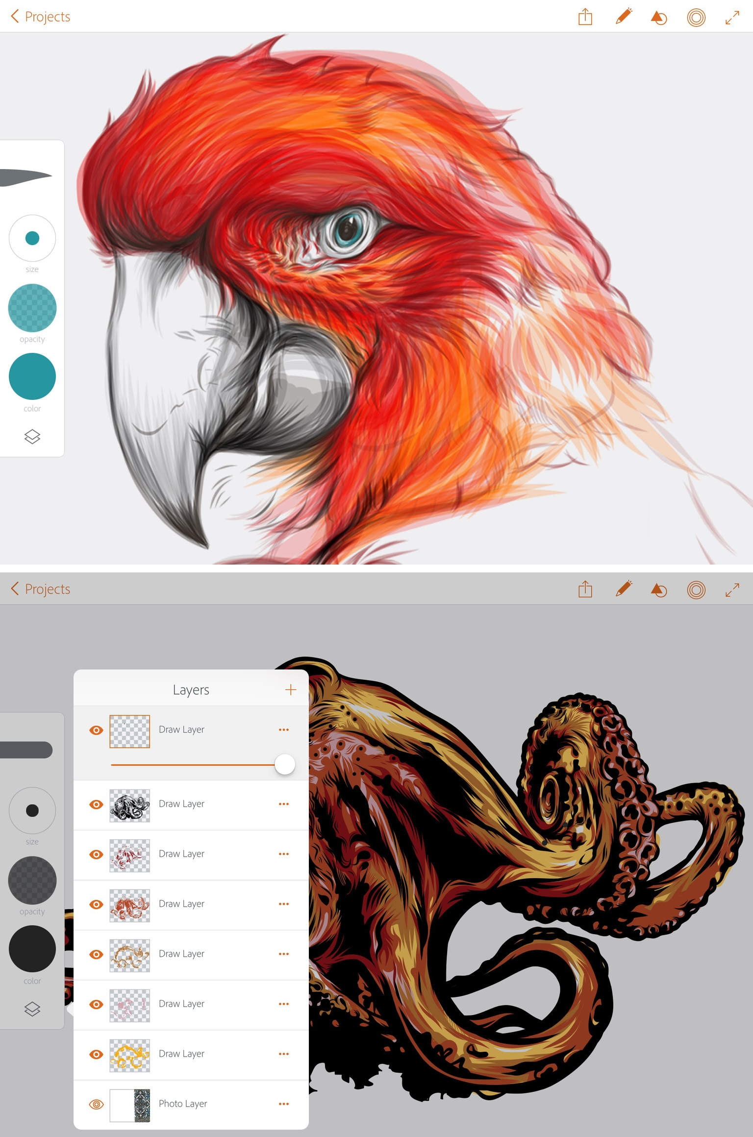 The 13 Best Ipad Apps For Designers Adobe Capture Fontbook Digital Arts