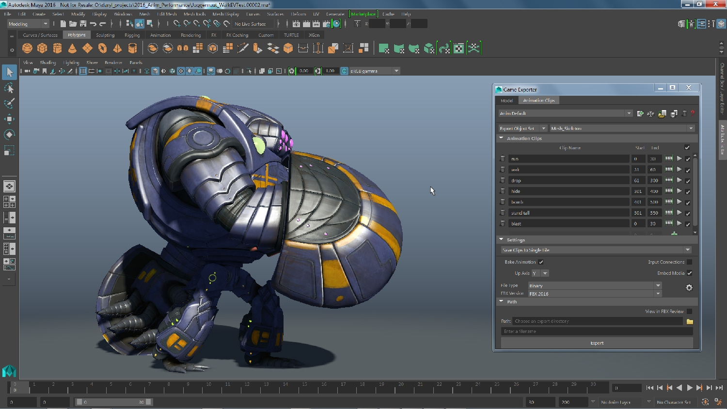 What 39 S New At Siggraph 2015 Mari 3 Maya 2016 And 3ds Max