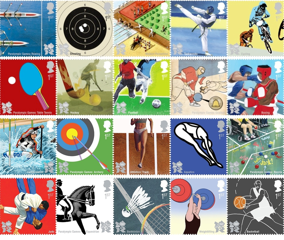 9 Wonderfully Designed Postage Stamp Collections Digital Arts