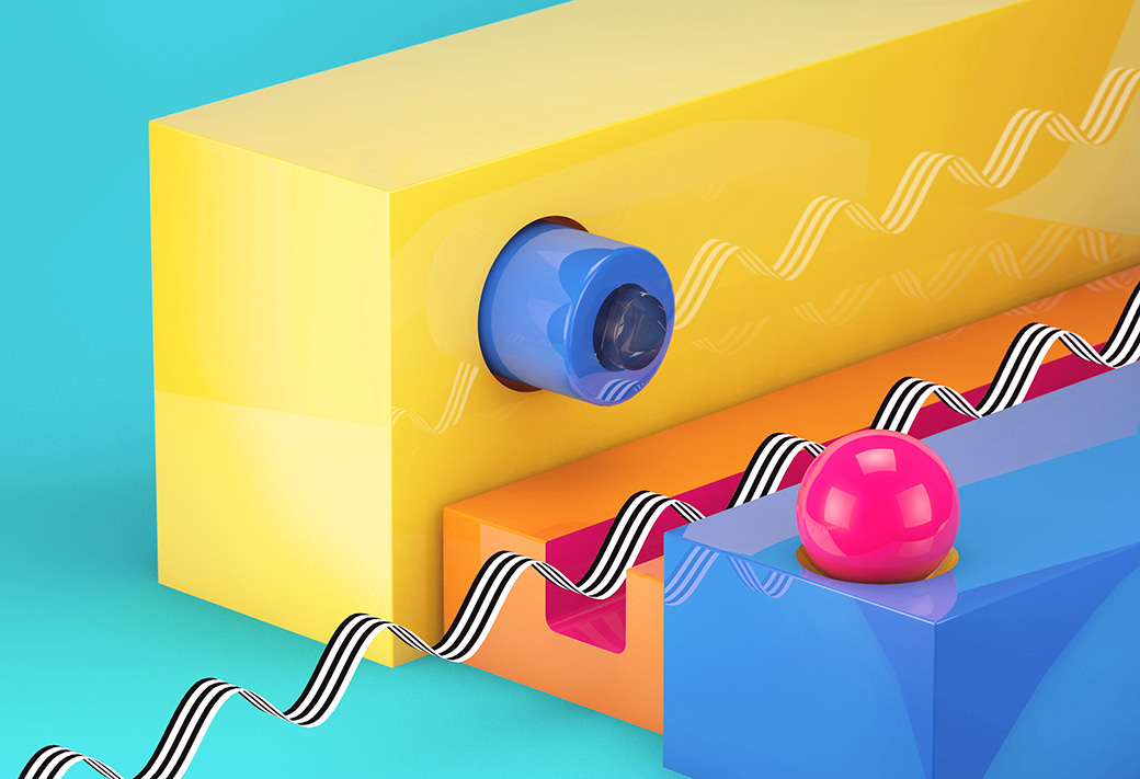 Maxon Cinema 4D tutorial: Create bright, shiny textures in ...