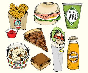 20 food illustration tips from leading creatives