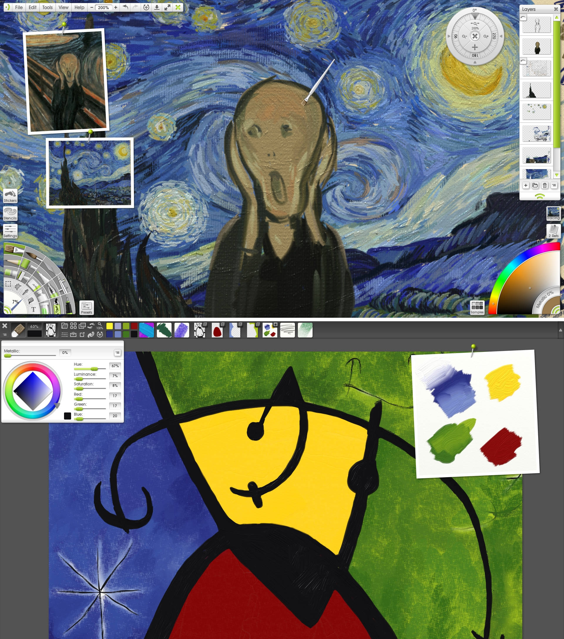 Best Digital Art Software 2015