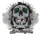 Create awesome vector skull art