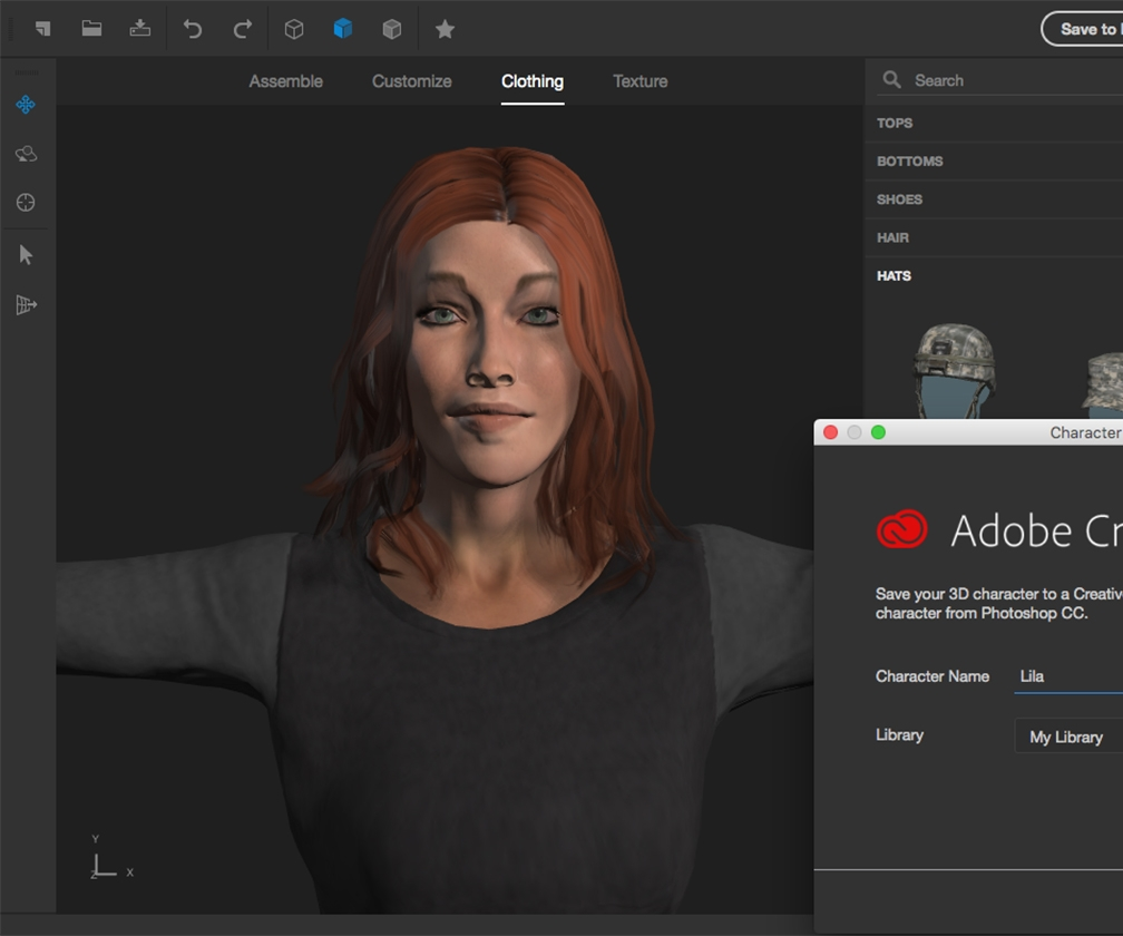 Hands-on: Adobe's new Fuse CC lets beginners take baby steps into 3D modeling
