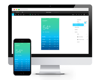 This new online interface design tool aims to challenge Adobe and Sketch