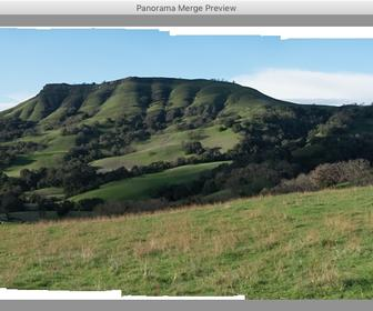 Create panoramas in Lightroom with the new Boundary Warp tool