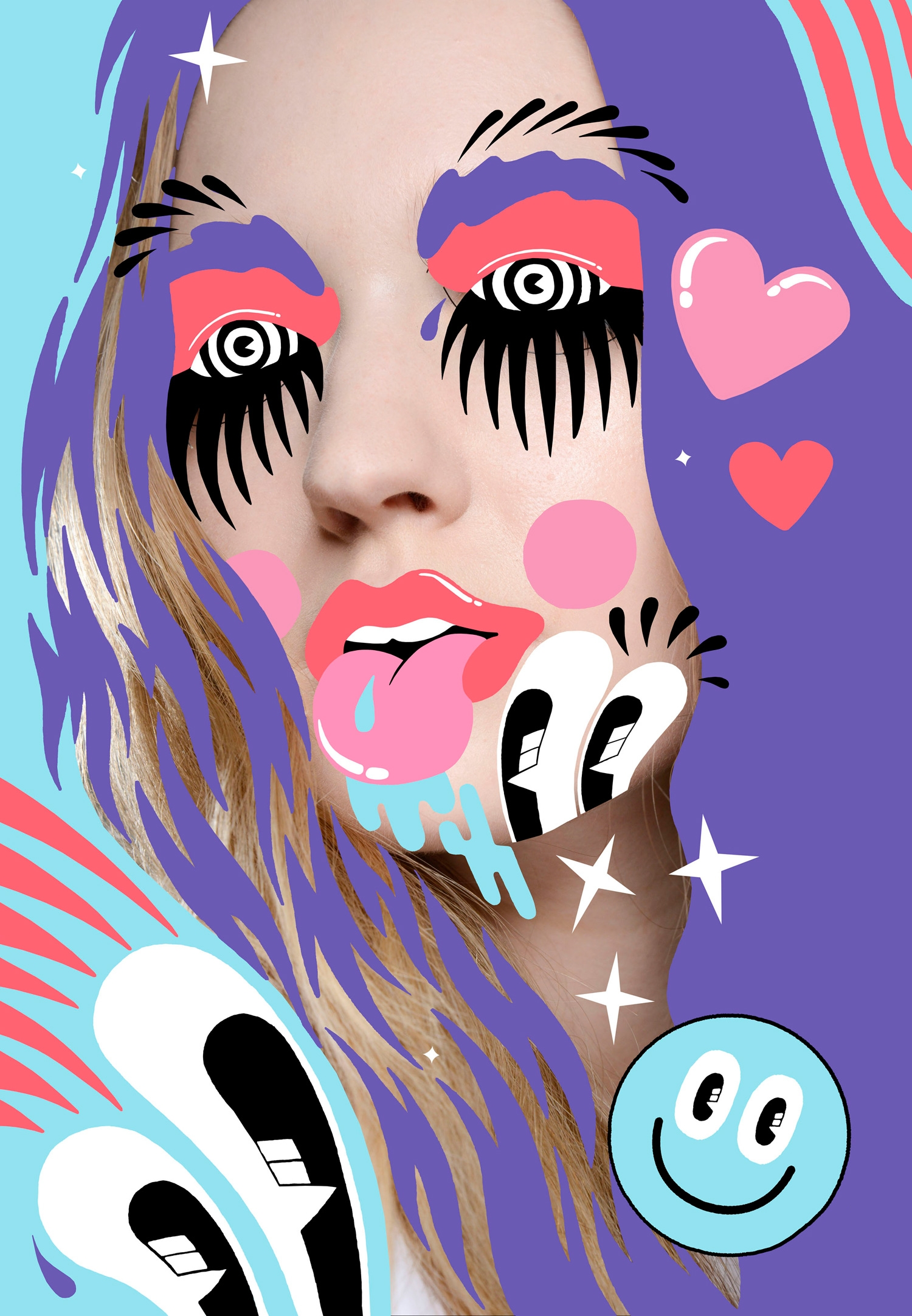 Hattie Stewart On How To Create Incredible Fun And Super bright Art